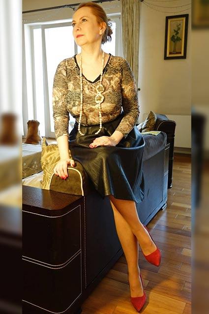 Diva S. Queen dominatrice de 43 ans ch à partager mes envies fetiches